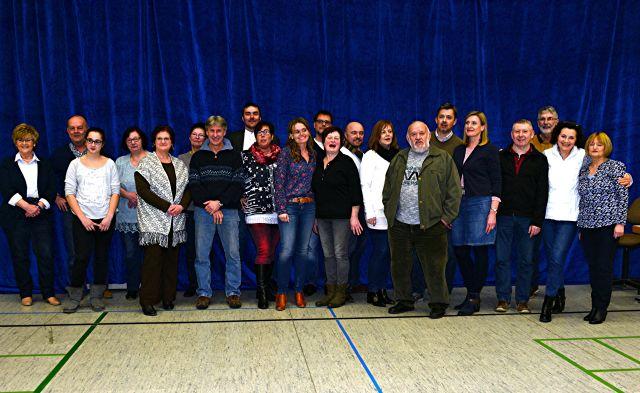 Bild Theatergruppe