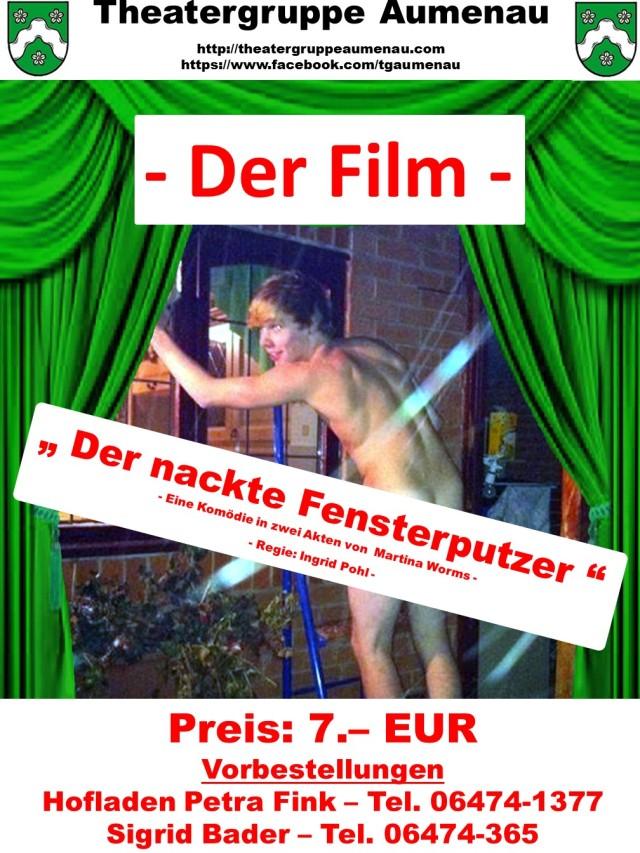 Der nackte Fensterputzer - Der Film